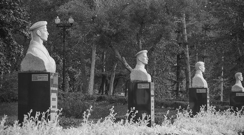 Сахалин в 1945-1947 гг. Любовь и разлука
