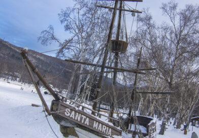 Музей СССР в парке имени Гагарина в городе Южно-Сахалинск: от квартирника до выставки