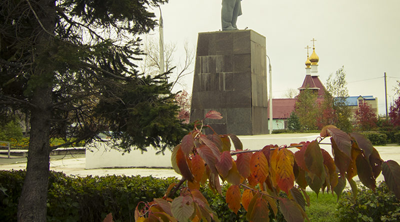 Анива, фото, 2013 год, осень